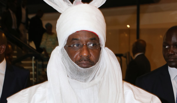 Image result for emir of kano latest news